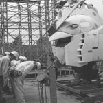 Gundam as god – Photo shows real-life giant anime robot getting deep respect