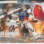 REVIEW HG 1/144 RX-78-02 Gundam (GUNDAM THE ORIGIN版)