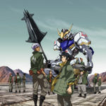 """Mobile Suit Gundam Iron-Blooded Orphans"" BS11 broadcasts every Saturday from March 14 at 19:30!  ""Build Divers Re: RISE"" 2nd Season starts broadcasting on April 11!"