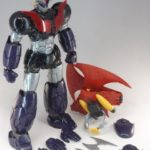 2nd REVIEW 1/60 Mazinger Z Infinity Ver.