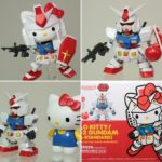 MEGA REVIEW Hello Kitty / RX-78-2 Gundam SD EX-Standard (No. 85 images)