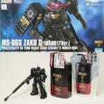 FULL REVIEW HG The Origin Zaku II MARO17 Ver.