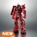 ROBOT魂 MS-06S Char's Zaku ver. A.N.I.M.E. Real Marking: full eng info, images