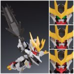 REVIEW SDCS Gundam Barbatos Lupus Rex