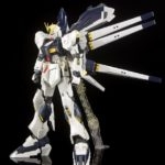 FULL REVIEW BC-T01 MG 1/100 RX-93 v Gundam Ver.Ka Option Plastic Model Kit BACKPACK, images, info