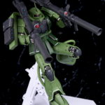REVIEW GUNDAM FIX FIGURATION METAL COMPOSITE MS-06C ZAKU II Type-C