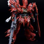 FULL REVIEW/Descriptions Takumi.Studio: MG 1/100 MSN-06S Sinanju Exterior Modification Plastic Model Kit