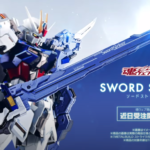 METAL BUILD Sword striker, Tamashii Web store will start accepting orders soon! BONUS VIDEO