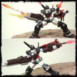 REVIEW ROBOT魂 FA-78-2 Heavy Gundam ver. A.N.I.M.E.