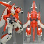 REVIEW P-Bandai HGUC Sentinel Series ZETA Plus Test Image Color