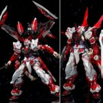 No. 64 images REVIEW METAL BUILD Gundam Astray Red Frame Kai Alternative Strike Ver.