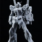 MBG RG 1/144 RX-94 Mass production type ν Gundam garage kit RG frame must be purchased separately