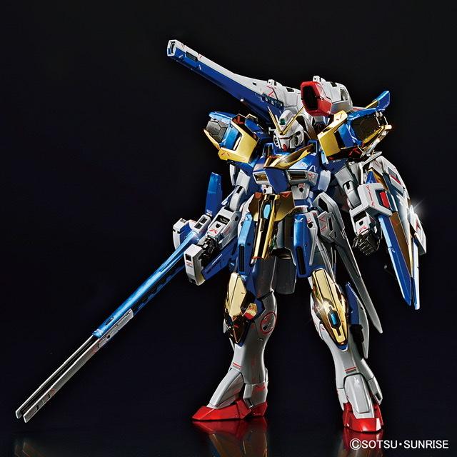 MG 1/100 Gundam Base Limited V2 Assault Buster Gundam Ver.Ka Titanium Finish | GUNJAP