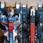 Akiwira's 1/35 Zeta Gundam head bust images, info product
