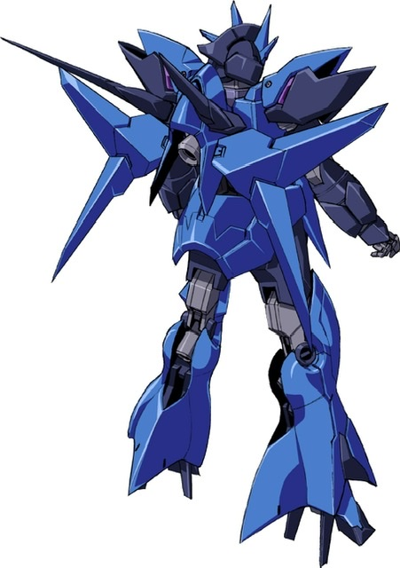 ALUS EARTHREE GUNDAM and ALUS CORE GUNDAM (Gundam Build