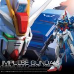 RG Force Impulse Gundam package (box picture), and many new  sample images, release info