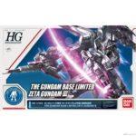 P-Bandai The Gundam Base Limited HGUC Zeta Gundam III