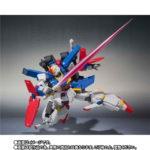 P-Bandai ROBOT魂 (Ka signature) ZZ Gundam
