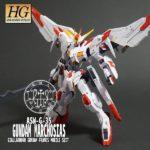 HGIBO Gundam Marchosias remodeled by Under-NM-Design, images