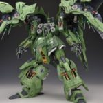 FULL REVIEW SH-STUDIO 1/100 NZ-666 Kshatriya Joint Movable Full Garage Kit