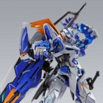 P-Bandai METAL BUILD Gundam Astray Blue Frame Second Revise official images