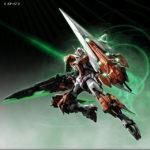 P-Bandai PG 1/60 Gundam Seven Sword/G Inspection: Full images, release date