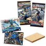 P-Bandai GUNDAM Gunpla Package Art Collection Choko Wafers 5 (20 pcs): Images, info