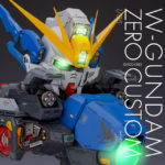 REVIEW 1/35 XXXG-00W0 Wing Gundam Zero (Endless Waltz Version) Bust Garage Kit ARTISAN'S CLUB