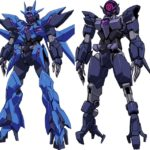 ALUS EARTHREE GUNDAM and ALUS CORE GUNDAM (Gundam Build Divers Re: RISE 2nd Season) name released
