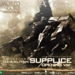 "Sample Review 1/72 V.I. SERIES ""ARMORED CORE"" RAYLEONARD 03-AALIYAH SUPPLICE OPENING Ver."