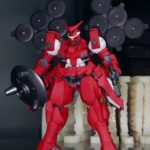MG 1/100 OZ-13MSX2 Mercurius Ver.Fantasy Resin Kit. Painted build images