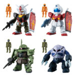 Mobile Suit Gundam Micro Wars SP: images, info (Gundam shokugan Series)
