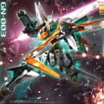 MG 1/100 Gundam Kyrios package (box painting), painting completed sample images released, info