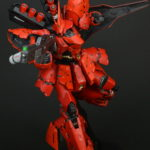 HOW TO: RG Sazabi improved. Take your time to read and enjoy photos