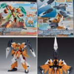 Two Reviews: HGBD:R Saturnix Unit and Weapons