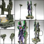 RG Evangelion Unit-01 DX Transport Platform Set remodeled by gegkk70693: full translated eng info of the work
