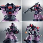 Sample Review ROBOT魂 MS-09F/TROP DOM TROPEN VER. A.N.I.M.E. Full Info!