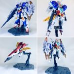 sino's mixing build HG Uraven Magna: many images, info