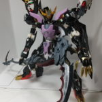 はじ 's HGIBO 1/144 Barbatos Lupus God of Chaos ケーレプス custom