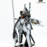 Option parts for HG 1/144 RX-124 Gundam TR-6 Haze'n-Thley II by MBG