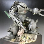 matever1's Diorama MG 1/100 Z'Gok Assault Type