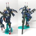 Leonard's mixing build HG MSZ-056 transformable Gundam Narcissus: images, wip, full info