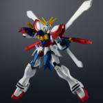 GUNDAM UNIVERSE God Gundam to be released in October 2020. Images, info