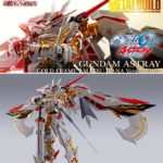 METAL BUILD Gundam Astray Gold Frame Amatsu Hana Version Hana Start accepting reservations from 16:00 today!