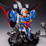 [Completed product] 1/35 MSZ-006 Zeta Gundam Color-coded plastic model with LED emission function: images