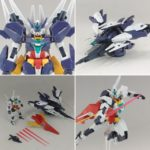REVIEW HGBD: R 1/144 Uraven Gundam released by Bandai on May 13th completed.