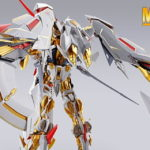 METAL BUILD MBF-P01-Re3 Gundam Astray Gold Frame Amatsu Hana: Full info