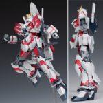 Review The Gundam Base Limited HGUC Narrative Gundam C-Packs Titanium Finish