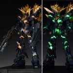 REVIEW The Gundam Base Limited RG 1/144 Unicorn Gundam 02 Banshee Norn DM Lighting Model