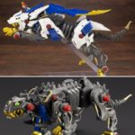 1/35 HMM Zoids Wild Series: WILD LIGER just added a lot of images, info product